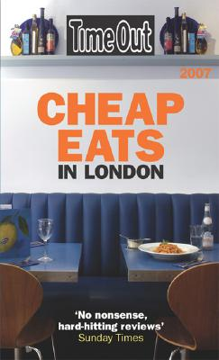 Image for Time Out Cheap Eats in London (Time Out Guides)