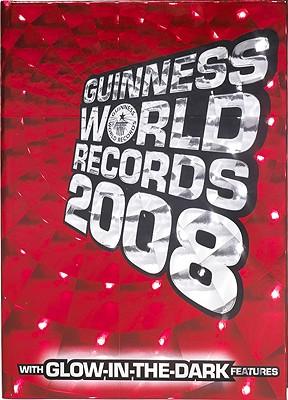 Guinness World Records 2008, Guinness World Records