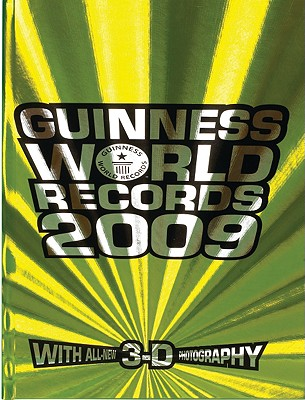 Image for Guinness: World Records 2009