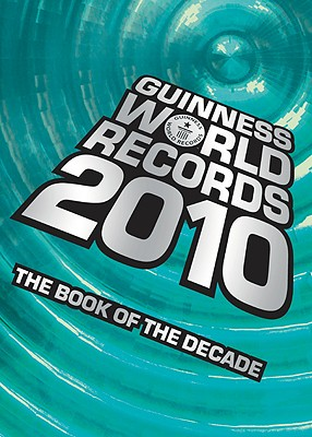 Image for Guinness World Records 2010: The Book of the Decade