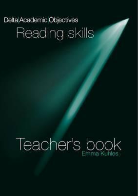 Image for Delta Academic Objectives: Reading Skills Teachers Book