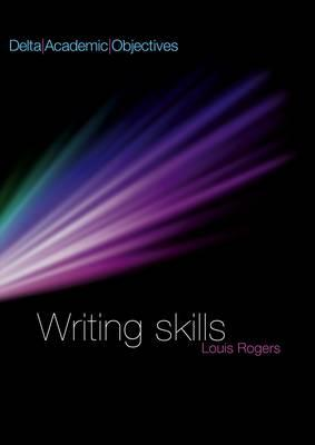 Image for Delta Academic Objectives - Writing Skills Coursebook