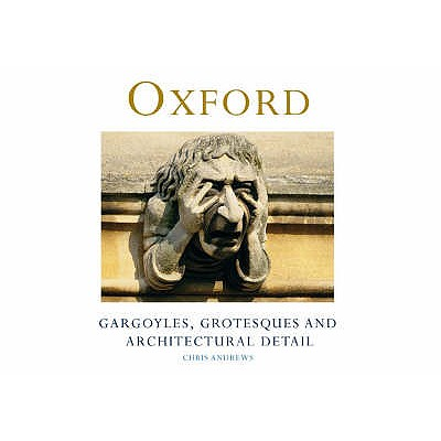 Image for Oxford Gargoyles (Little Souvenir Books)