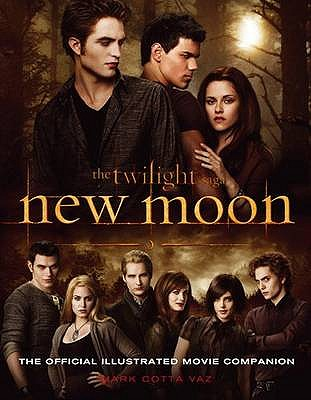 Image for New Moon: The Official Illustrated Movie Companion [used book]