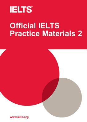 Official IELTS Practice Materials 2 with DVD, Cambridge ESOL