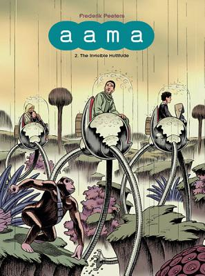Image for aama: 2. The Invisible Throng