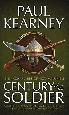 Century of the Soldier (The Monarchies of God), Paul Kearney