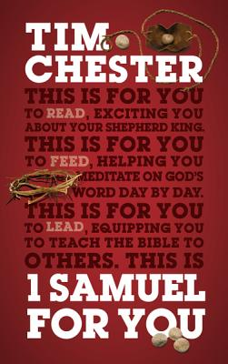 Image for 1 Samuel For You (God's Word For You)