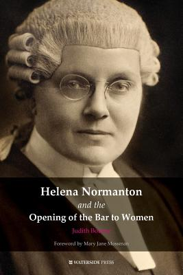 Image for Helena Normanton and the Opening of the Bar to Women