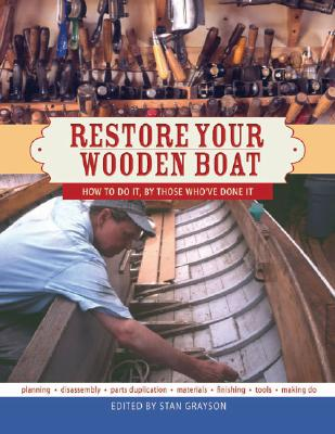 Image for Restore Your Wooden Boat: How to Do It by Those Who've Done It