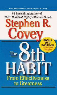 Image for The 8th Habit: From Effectiveness to Greatness