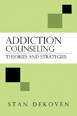 Addiction Counseling, DeKoven, Stan