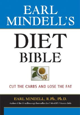 Image for Diet Bible: Cut The Carbs And Lose The Fat