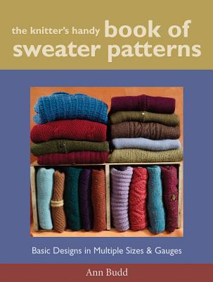 Image for Knitter's Handy Book Of Sweater Patterns: Basic De
