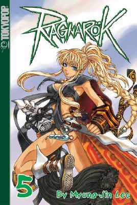 Image for RAGNAROK VOLUME 5