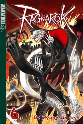 "Ragnarok : Midnights Masters, ""LEE, MYUNG-JIN, A., RICHARD KNAAK"""