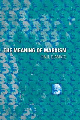 Image for Meaning of Marxism