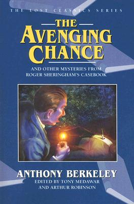 The Avenging Chance, Berkeley, Anthony.