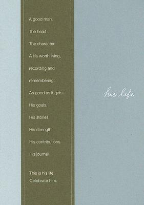 Image for His Life Everyday Journal