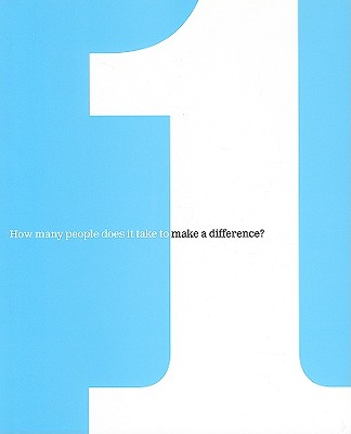 1: How Many People Does It Take to Make a Difference?, Dan Zadra, Kobi Yamada