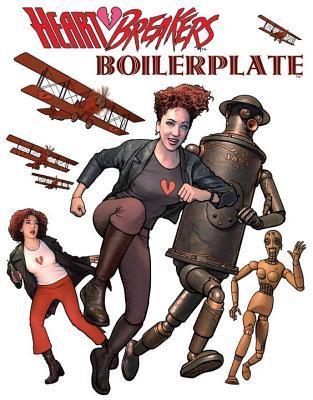 Image for HEARTBREAKERS MEET BOILERPLATE