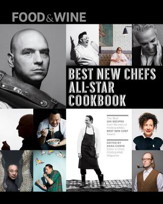 Image for FOOD & WINE: 25 Best New Chef All-Star Cookbook