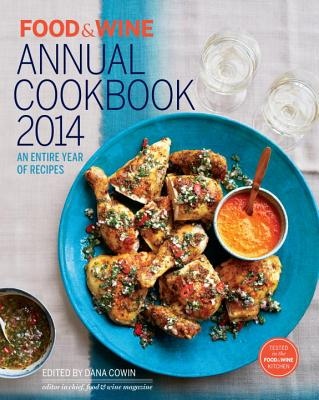 Image for Food & Wine: Annual Cookbook 2014 (Food and Wine Annual Cookbook)