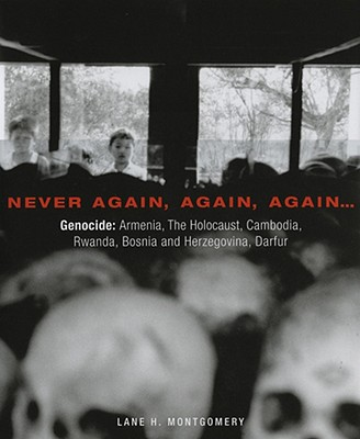 Image for Never Again, Again, Again...: Genocide Armenia, The Holocaust, Cambodia, Rwanda, Bosnia and Herzegovina, Darfur