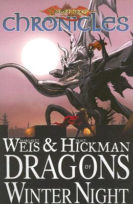 Dragonlance Chronicles: Dragons Of Winter Night (Vol. 2)(Graphic Novel), Weis, Margaret; Hickman, Tracy; Dabb, Andrew