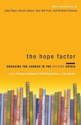 Image for The Hope Factor: Engaging the Church in the HIV/AIDS Crisis