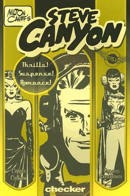 Image for Milton Caniff's Steve Canyon: 1953 (Milton Caniff's Steve Canyon Series)