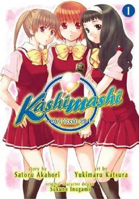Image for Kashimashi, Vol. 1