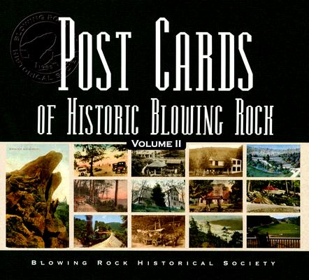 Image for Post Cards of Historic Blowing Rock (Volume II) First Edition