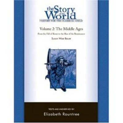 Image for Story of the World, Vol. 2 Test and Answer Key: History for the Classical Child: The Middle Ages (Vol. 2) (Story of the World)