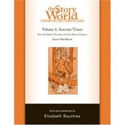 Image for Story of the World, Vol. 1 Test and Answer Key: History for the Classical Child: Ancient Times (Vol. 1) (Story of the World)