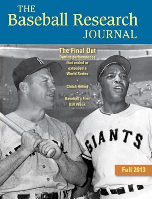 Image for Baseball Research Journal (BRJ), Volume 42 #2