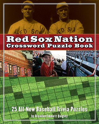 Image for Red Sox Nation Crossword Puzzle Book: 25 All-New B