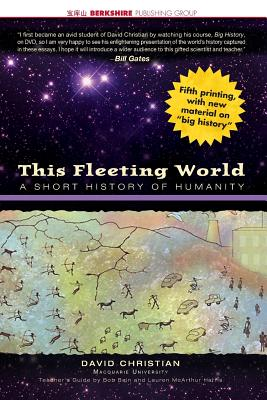 Image for This Fleeting World  A Short History of Humanity