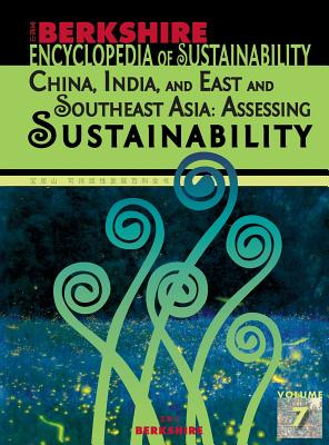 Image for Encyclopedia of Sustainability: China, India, and East and Southeast Asia: Assessing Sustainability