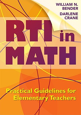 Image for RTI in Math: Practical Guidelines for Elementary Teachers