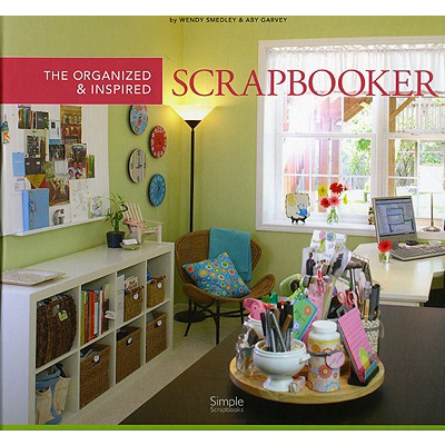 Image for ORGANIZED & INSPIRED SCRAPBOOKER