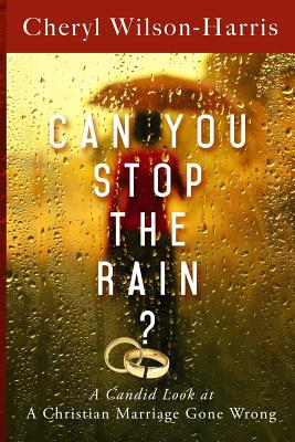 Image for Can You Stop the Rain?: A Candid Look at a Christian Marriage Gone Wrong