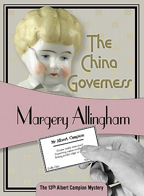 Image for The China Governess: Albert Campion #17