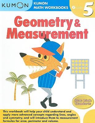 Image for Geometry & Measurement (Kumon Math Workbooks Grade 5)
