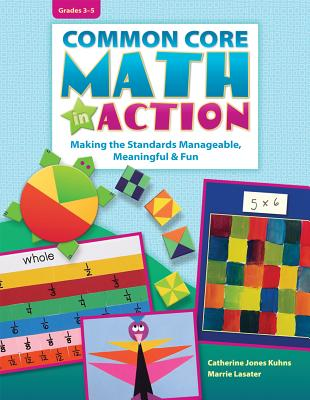 Image for Essential Learning Products Grade 3-5 Common Core Math In Action Aid