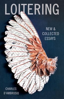 Image for Loitering New & Collected Essays