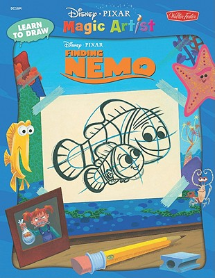 Image for Learn to Draw Disney/Pixar Finding Nemo