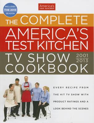 Image for The Complete America's Test Kitchen Tv Show Cookbo