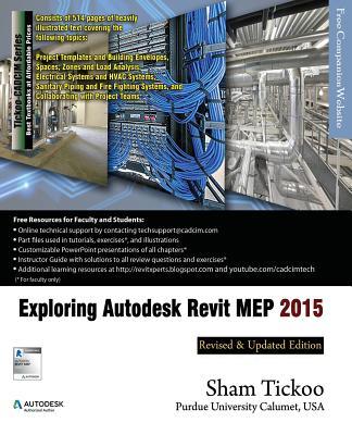 Image for Exploring Autodesk Revit MEP 2015