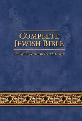 """Image for """"Complete Jewish Bible: 2017 Updated Edition, Navy Blue Imitation Leather"""""""